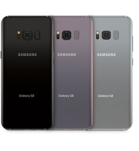 8964f4440 Samsung Galaxy S8 Power and reliability.