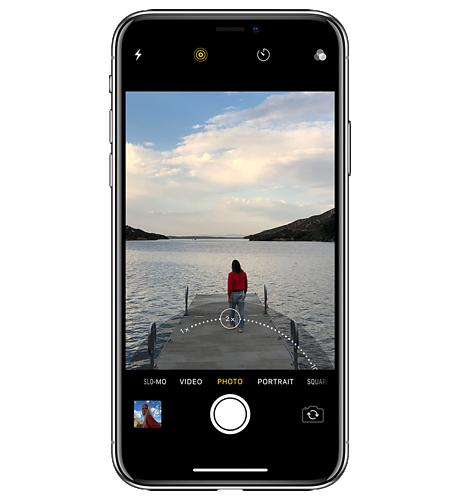 eebd811f8a0 Apple iPhone® X Optical Zoom