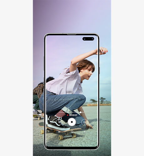 Samsung Galaxy S10 5G Screen Size