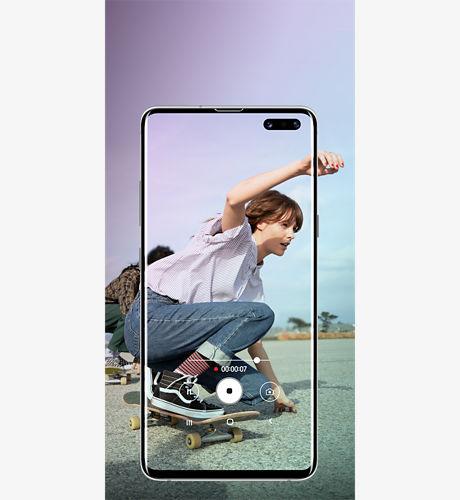 Samsung Galaxy S10 5G Screen Size